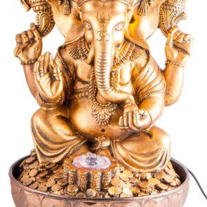 Statuen, Zimmerbrunnen Berk Zimmerbrunnen Ganesha - FS-200 - Meine Spiritualität.de