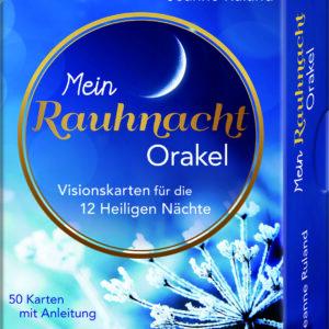 """Berk, Bücher, Geschenke, Räucherzubehör """"Mein Rauhnacht-Orakel"""", 50 Karten mit Anleitung - Meine Spiritualität - 9104"""