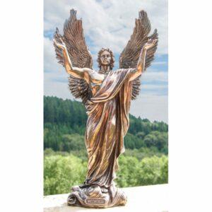 Berk Erzengel Metatron aus Kunstharz 37 cm - ZW-040 - Meine Spiritualität