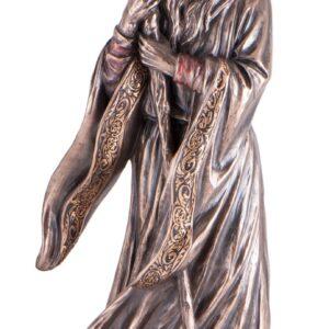 Statuen Berk Merlin Kunstharz, 47cm - ZW-600 - Meine Spiritualität.de