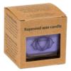 Duftprodukte, Kerzen + Kerzenhalter, Phoenix Ökologische Rapswachs-Duftkerze 6. Chakra Lavendel, Kamille - Meine Spiritualität