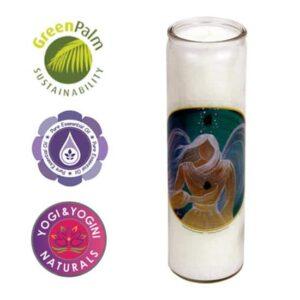 Duftprodukte, Kerzen + Kerzenhalter, Phoenix Duftkerze Heilsame Engelenergie Weihrauch und Myrrhe - Meine Spiritualität.de