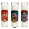 Duftprodukte, Kerzen + Kerzenhalter, Phoenix Duftkerzen Engel 3 Kerzen in Glas Weihrauch und Myrrhe - Meine Spiritualität