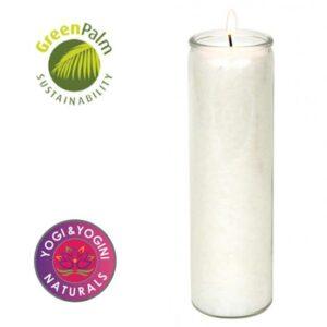 Geschenke, Kerzen + Kerzenhalter, Phoenix Kerze Stearin weiß Greenpalm - Meine Spiritualität