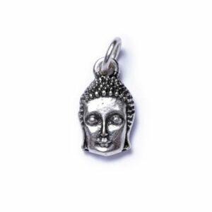Anhänger, Schmuck BuddhaSmile Sterling, Amulett S - Meine Spiritualität
