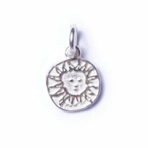 Anhänger, Geschenke, Schmuck Sunshine SilverShiny, Amulett S - Meine Spiritualität