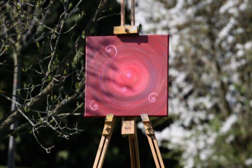Bilder, Geschenke, Meditation, Wohnen und Leben Energie-Bild – Gefühle und Schwingungen - Meine Spiritualität - Ansicht 1