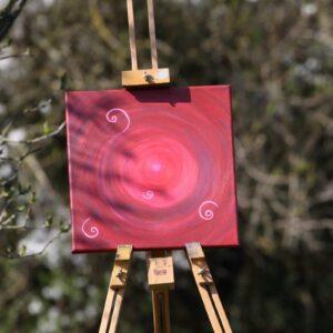 Bilder, Geschenke, Meditation, Wohnen und Leben Energie-Bild – Gefühle und Schwingungen - Meine Spiritualität - Ansicht 6