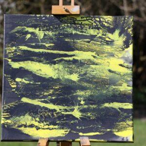 Bilder, Neuheiten, Wohnen und Leben Energie-Bild – Lichtgestalten in der Nacht - Meine Spiritualität - Ansicht 14