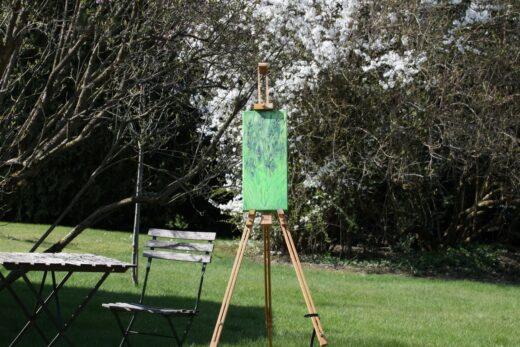 Bilder, Geschenke, Meditation, Wohnen und Leben Energie-Bild – Sommer-Energie – Blumenwiese - Meine Spiritualität - Ansicht 2