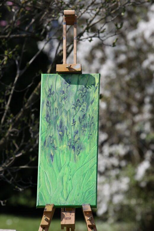 Bilder, Geschenke, Meditation, Wohnen und Leben Energie-Bild – Sommer-Energie – Blumenwiese - Meine Spiritualität - Ansicht 7