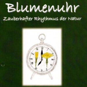 Blumenuhr - Doris Grappendorf bei Meine-Spiritualitaet.de
