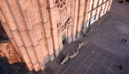 Kathedrale Porto - Unser Startpunkt für den Camino Portugues da Costa