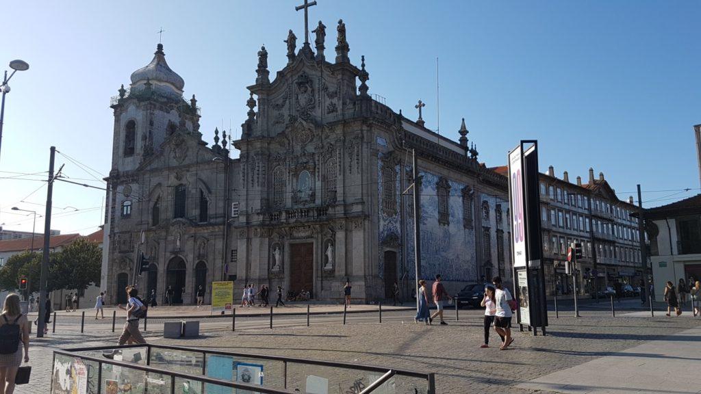 Jakobsweg - MeineSpiritualitaet.de - Es gibt viel zu sehen in Porto.