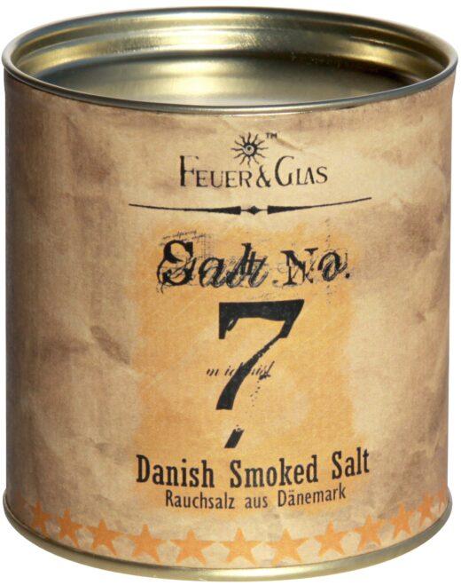FeuerundGlas – Feuer & Glas – Gewürzmischung – Grillen – Geschenk – Meine-Spiritualitaet.de – Männergeschenk – Kräutermischung – Salt No. 7, Danish Smoked Salt