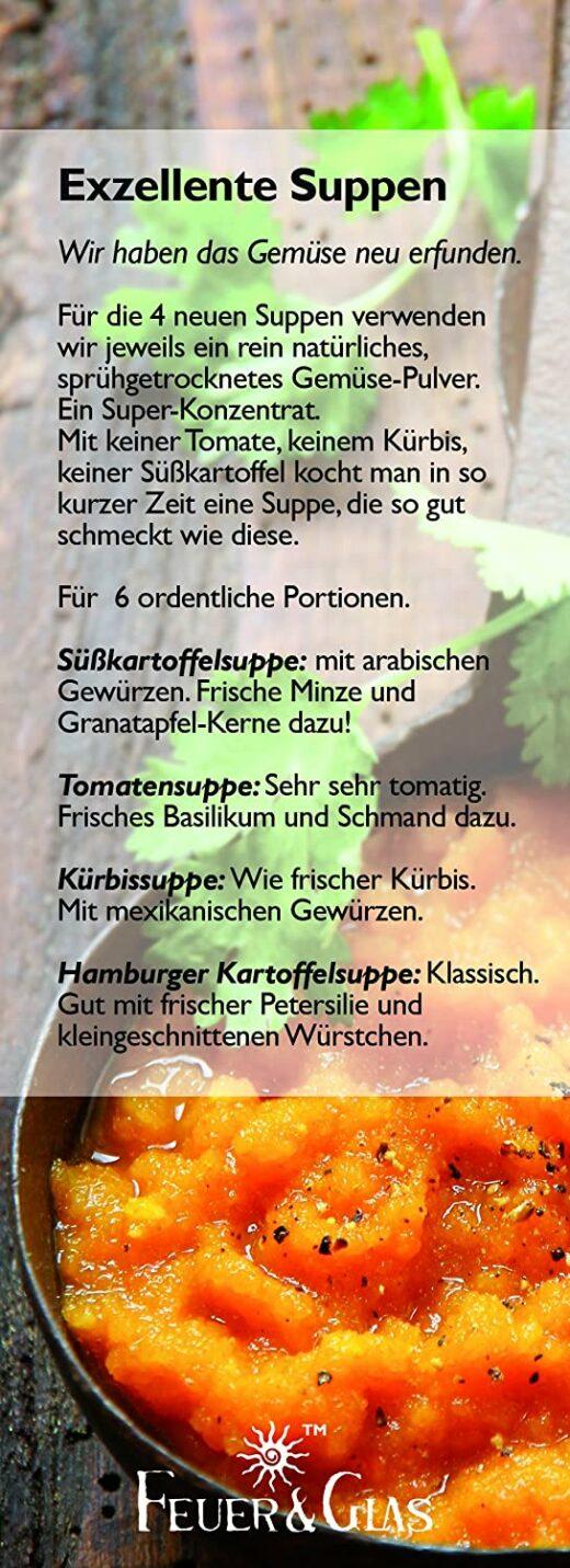 FeuerundGlas – Feuer & Glas – Gewürzmischung – Grillen – Geschenk – Meine-Spiritualitaet.de – Männergeschenk – Orientalische Linsensuppe, Vegetarisch, Suppe