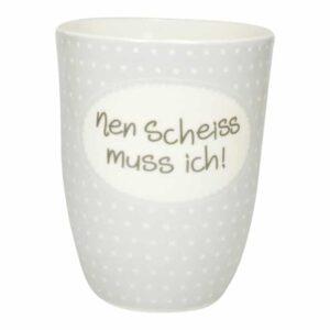 Meine-Spiritualitaet.de – Mea Living – Geschenke – Tasse von Mea Living – tolle Geschenkidee – Tasse mit Henkel – Geschenk für Jedermann - Mutter – besondere Geschenke – Lustige Sprüche – BEC-067