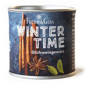 Winter Time – Feuer und Glas – Feuer & Glas – Meine-Spiritualitaet.de – Glühweingewürz – Geschenk – Adventszeit – Weihnachten - Glühwein